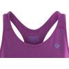 Norrøna Wool Mouwloos Shirt Dames violet